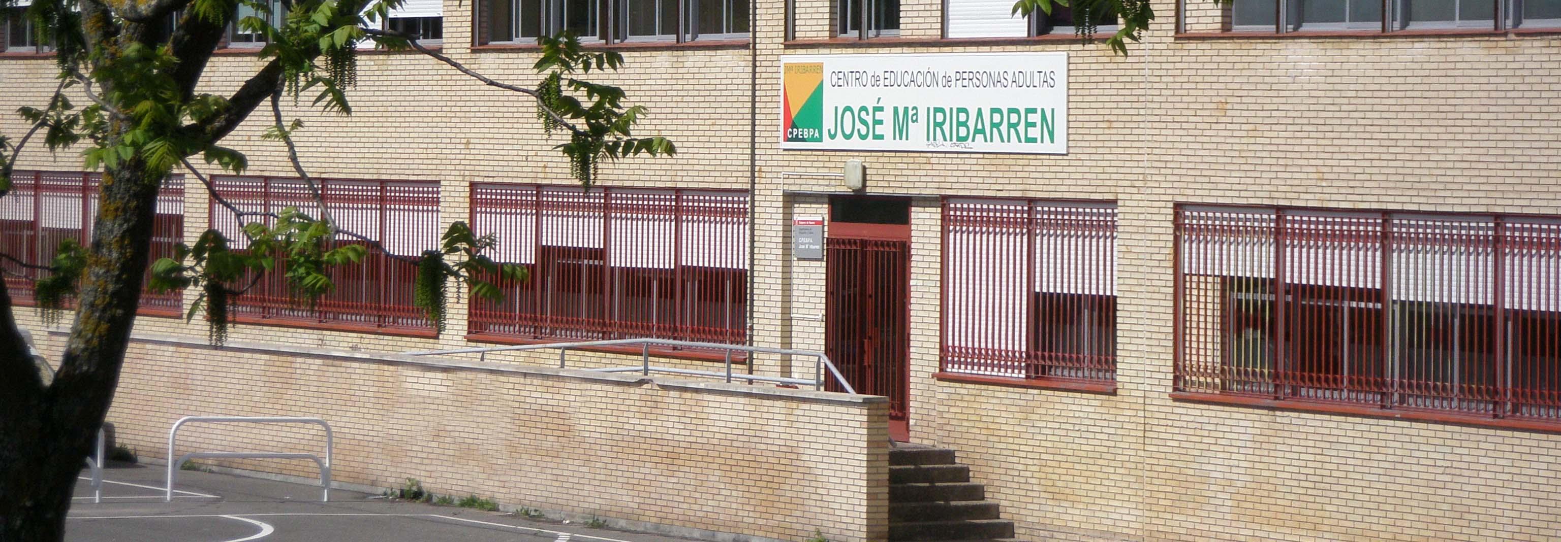 ¡Bienvenido a la web del CPEBPA José María Iribarren!