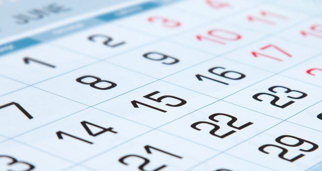 Fechas de matriculación para el segundo cuatrimestre (curso 2020-21)